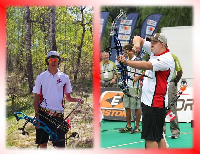 Team Manitoba Archers to Compete World Archery Youth Championships