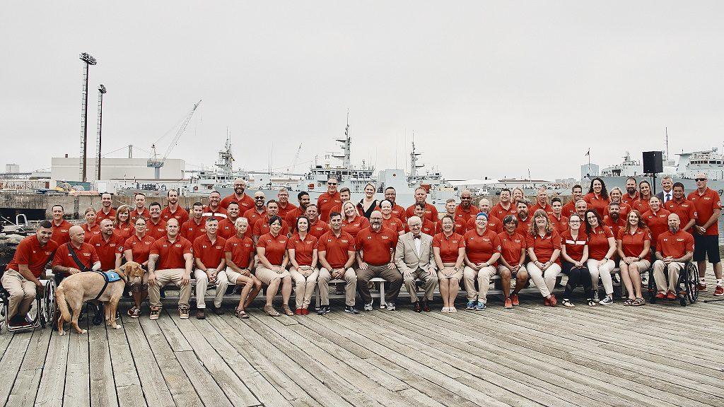 Invictus Games 2018 Training Camp